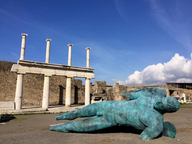 , 'Ikaro Blu,' 2013, Contini Art Gallery