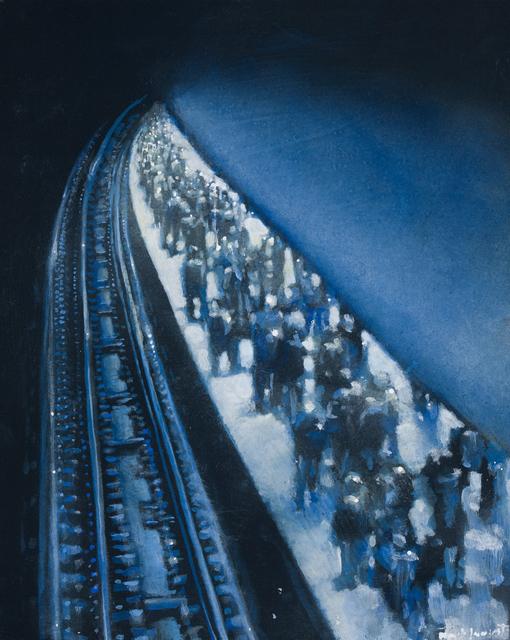 , 'Platform ,' 2018, DC Moore Gallery