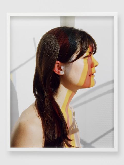 , 'Yellow Spring,' 2012, Galerie Eva Presenhuber