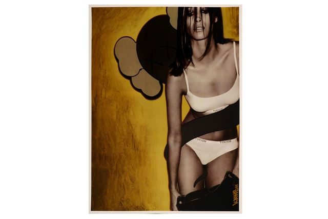 KAWS, 'Christy Turlington/Tokion', 1999, Print, Colour Offset Lithograph on Smooth Wove Paper, Chiswick Auctions