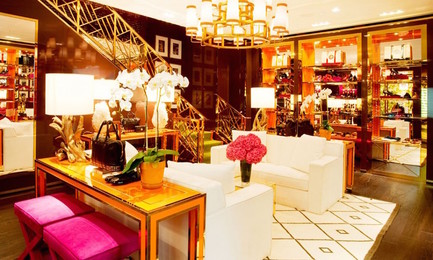 Tory Burch VIP Shopping Experience