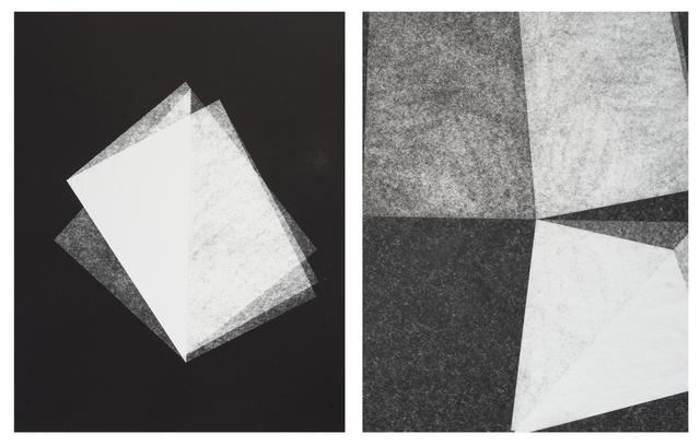 , 'Dobra (Fold),' 2016, Galeria Marilia Razuk