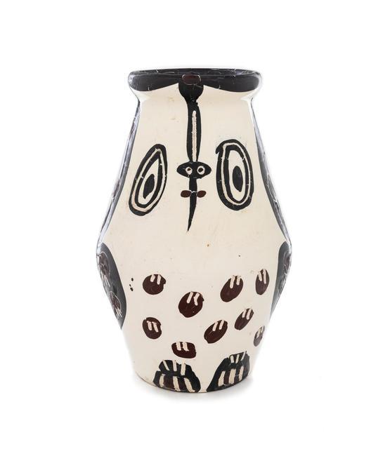 Pablo Picasso, 'Hibou marron noir', 1951, Hindman