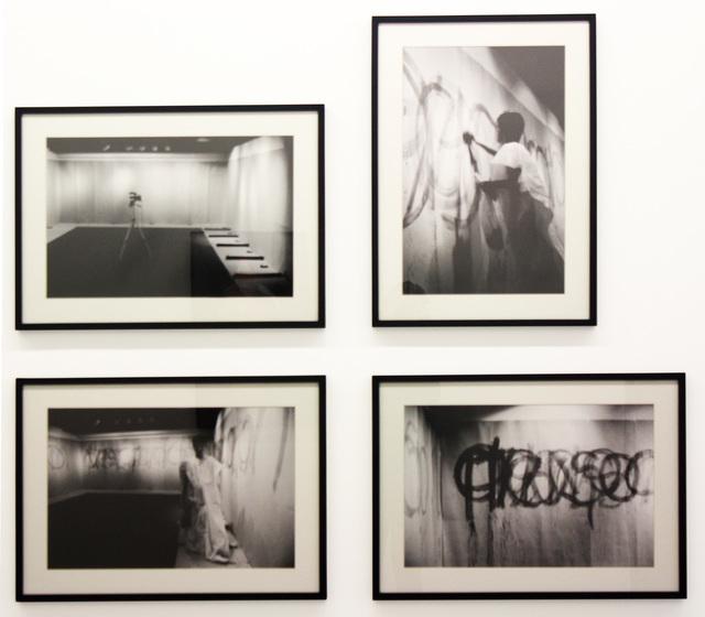 Rosemberg Sandoval, 'Síntoma', 1984, Galeria Pilar