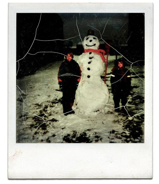 , 'Untitled11360-SNOWMANPOLA,' 2014, Casemore Kirkeby