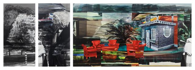 , 'Diorama,' 2017, C. galeria