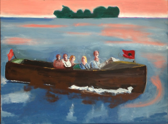 , 'Sunset Cruise,' 2012, The Lionheart Gallery