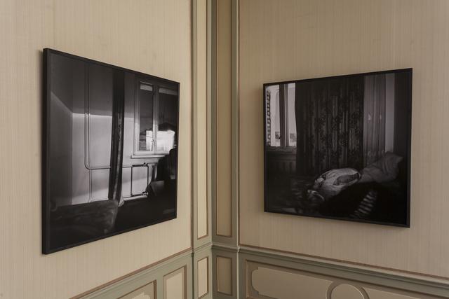 , 'Intruder 2 & 3,' 2014, International Manifesta Foundation