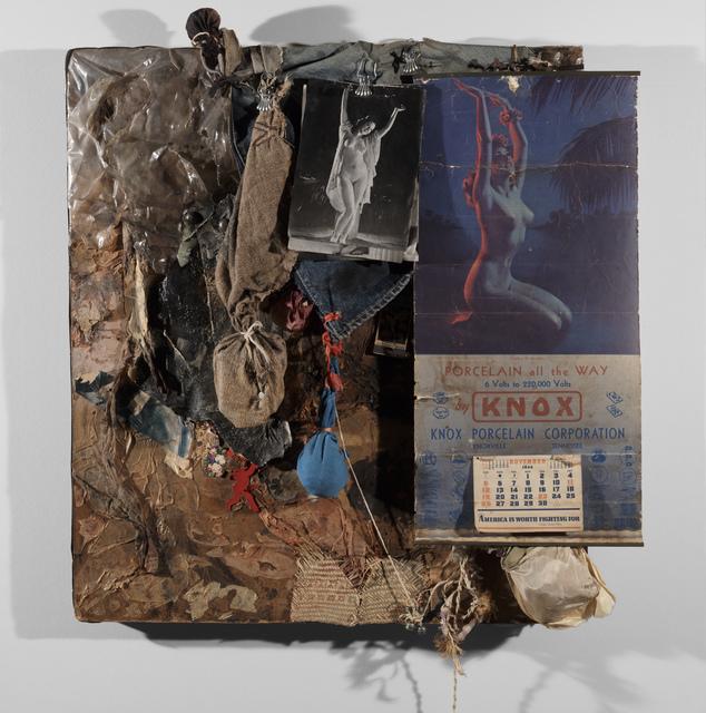 Bruce Conner, 'KNOX', 1963, Dallas Museum of Art