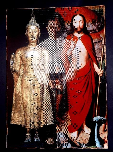 , 'Interconfined,' 1994, Shoshana Wayne Gallery