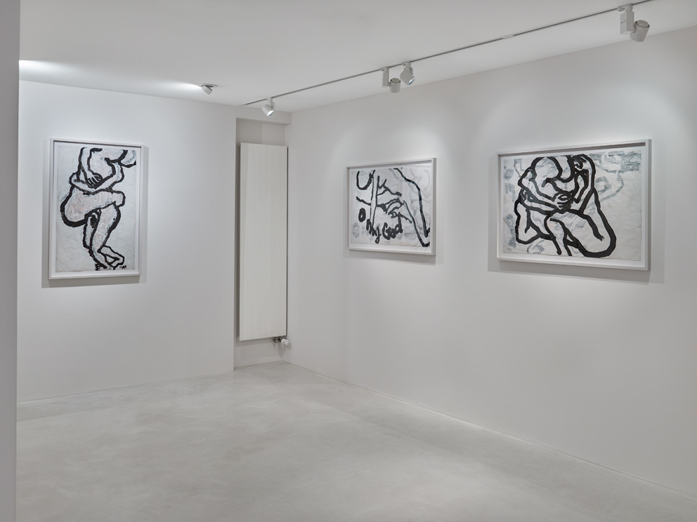 Installation view Yang Jiechang. Photography: Ivo Faber