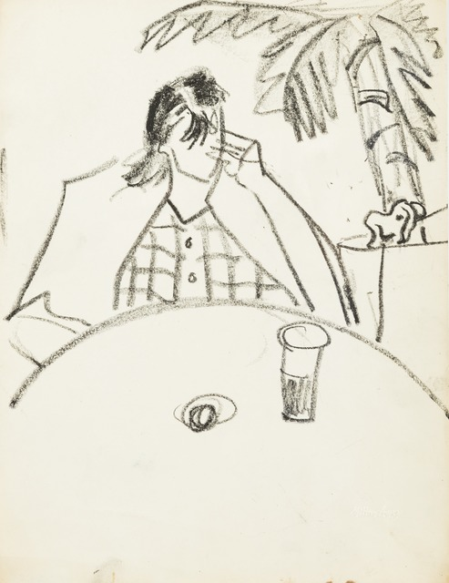 , 'Untitled ,' ca. 1950, Childs Gallery