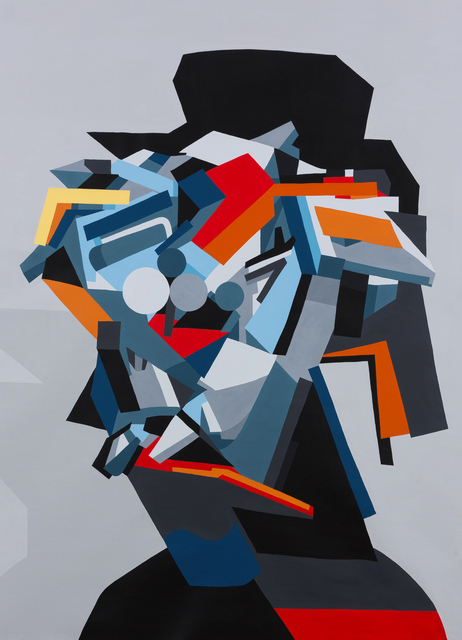, 'Janus,' 2017, Mirus Gallery