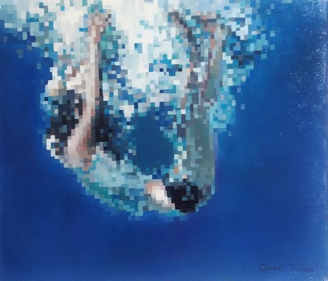 , 'Dissolve ,' 2017, Absolut Art Gallery