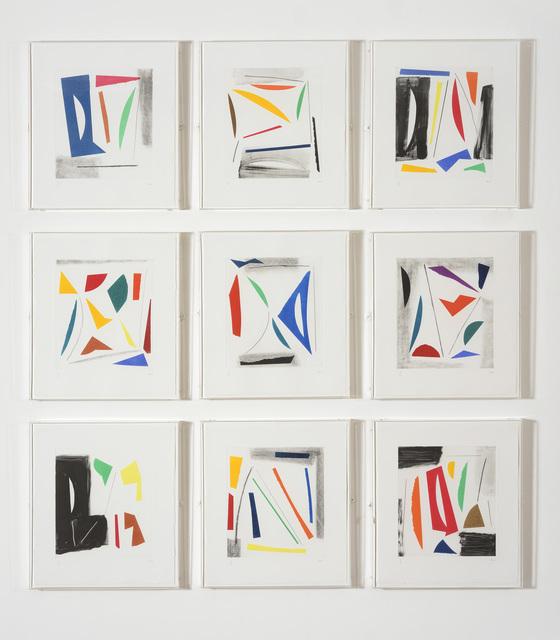 , 'Merry Go Round,' 2015, Maddox Arts