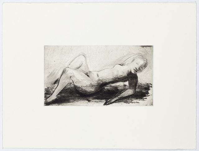 Deborah Bell, 'Sketchbook III', 2017, Print, Drypoint and spitbite, David Krut Projects