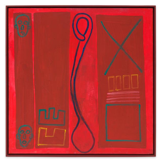 , 'untitled,' 1985, Gabriele Senn Galerie