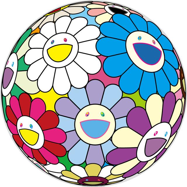 Takashi Murakami, 'FESTIVAL FLOWER DECORATION', 2018, Dope! Gallery