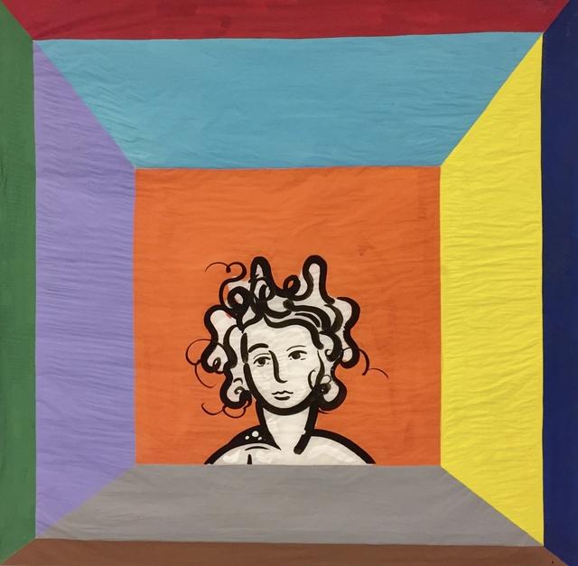 , 'Eurydice 3,' 2017, Cheryl Hazan Gallery