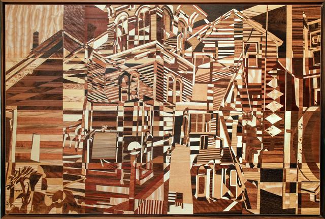Matt R. Phillips, 'Without Floorboards 2-4', 2012, Paradigm Gallery + Studio