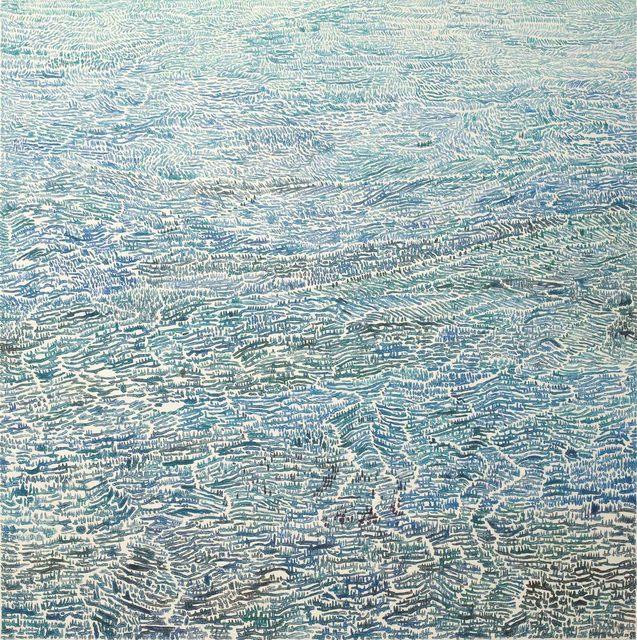 , 'Territory No.6,' 2013, Aye Gallery