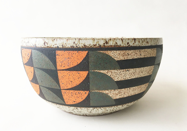, 'Painted Bowl (1),' 2019, Eutectic Gallery