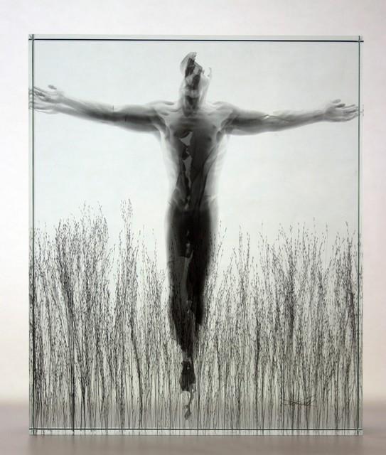 , 'Glass gellage VI,' 2006, Paci contemporary