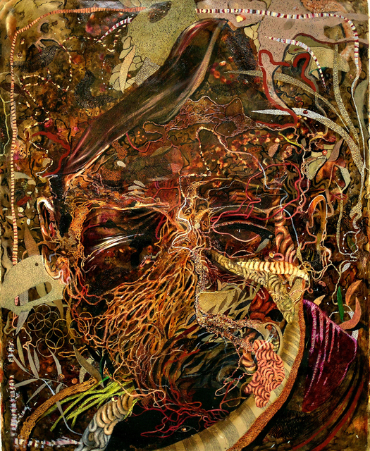 , 'Kafka In The Orangerie,' 2018, Galerie Isa