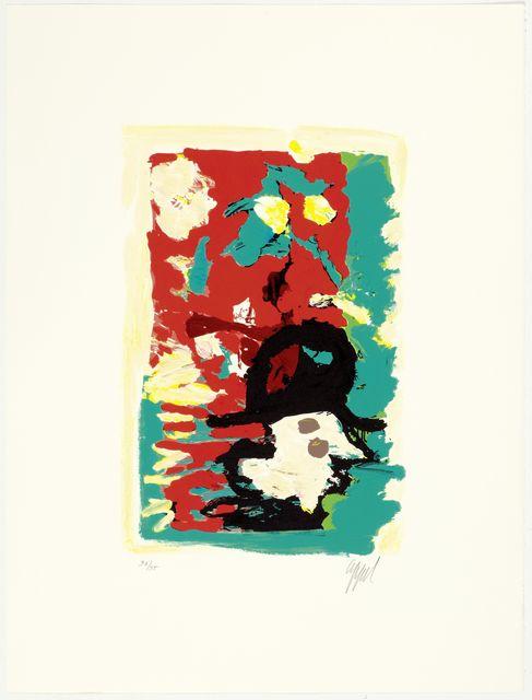 Karel Appel, 'Can we dance a landscape?', 1989, Koller Auctions