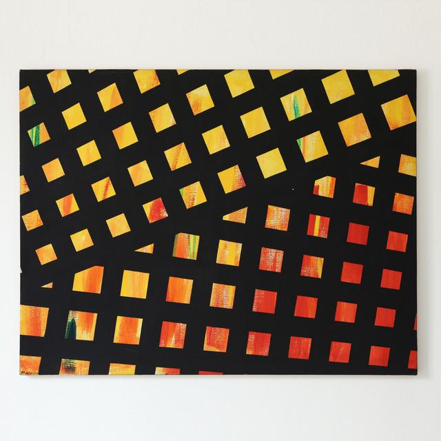 , 'Dramma nello spazio,' 1956, A arte Invernizzi