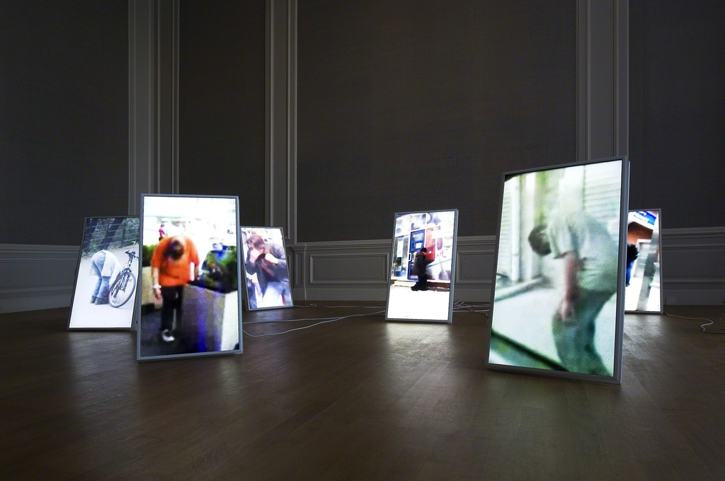Urban Tai Chi. Video installation, 00:11-04:56, 2010 - 2012