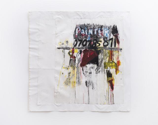 , 'Painter,' 2018, SMAC