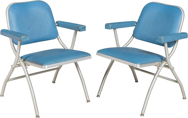 Warren McArthur, 'Two Folding Chairs', circa 1940, Heritage Auctions