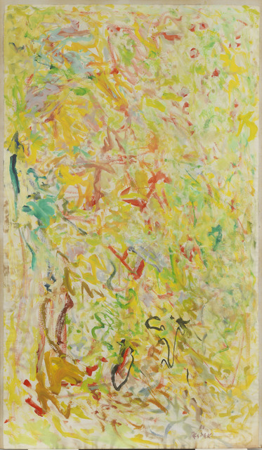 , 'Untitled,' 1960, The Milton Resnick and Pat Passlof Foundation