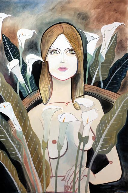 , 'Mallory,' 2017, Antonine Catzéflis