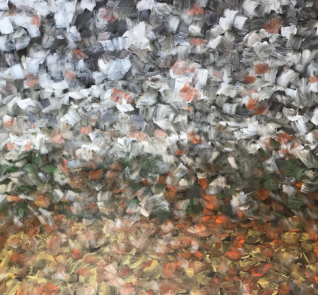 Fabiana Walsh, 'Leafs', Saphira & Ventura Gallery