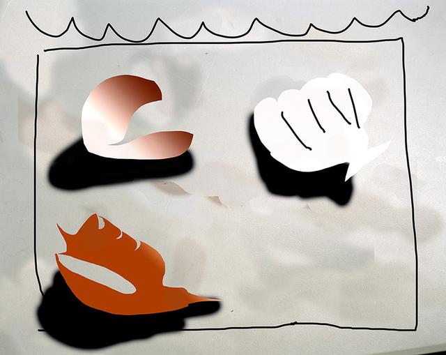 , 'Shells,' 2014, Rodolphe Janssen