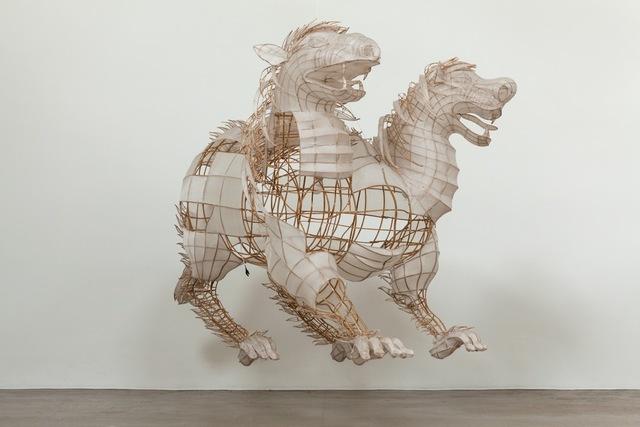 , 'Chuti,' 2015, Galerie Forsblom