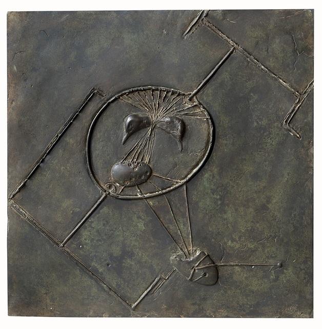 , 'Insegna,' 1968, Accesso Galleria