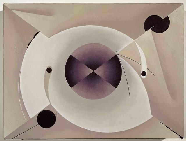 , 'Spinner,' 2019, DC Moore Gallery