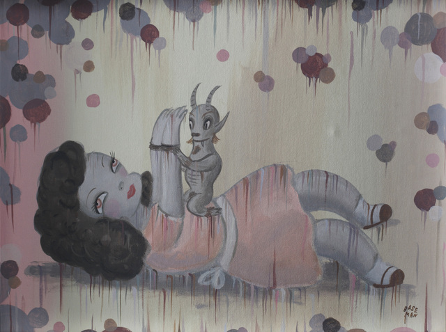 Gary Baseman, 'The Surrender of Ruth', 2010-2016, Coleccion SOLO