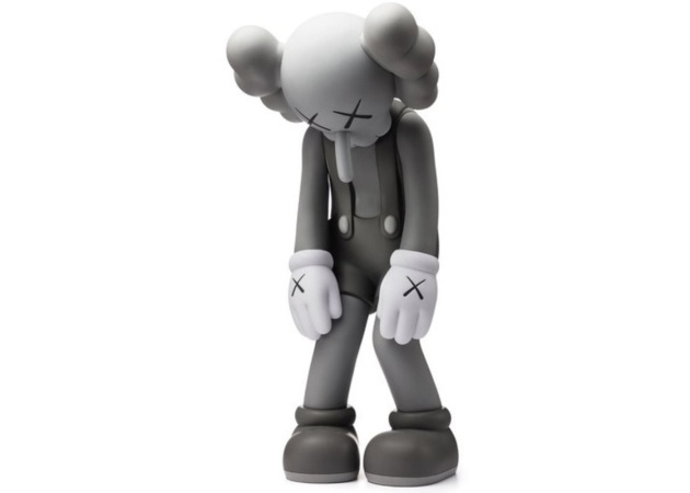 KAWS, 'Small Lies (Grey)', 2017, Forum Auctions