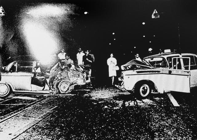 , 'Smash-up,' 1969, Hamiltons Gallery
