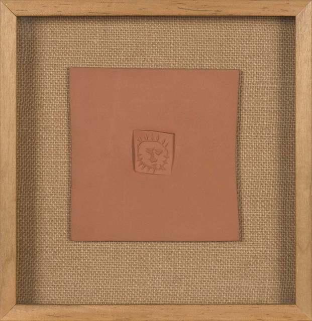 Pablo Picasso, 'Losange Au Visage (A.R. 627)', 1971, Doyle