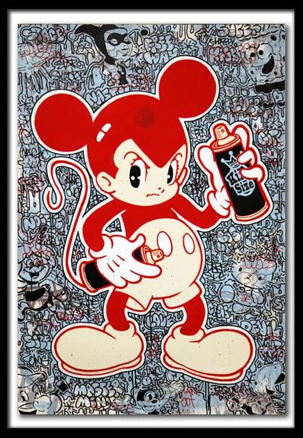 Speedy Graphito, 'Wild Spray ', 2011, Denis Bloch Fine Art