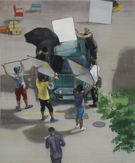 , 'Summer Shooting,' 2015, ONE AND J. Gallery
