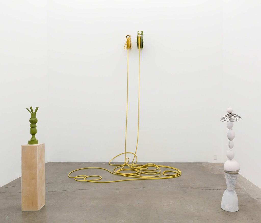 Jason Bailer Losh, Plow Louise, Installation View, 2015