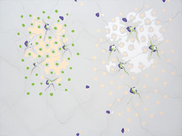 Natsuyuki Nakanishi, '7V', 2001, Painting, Oil on canvas, Phillips