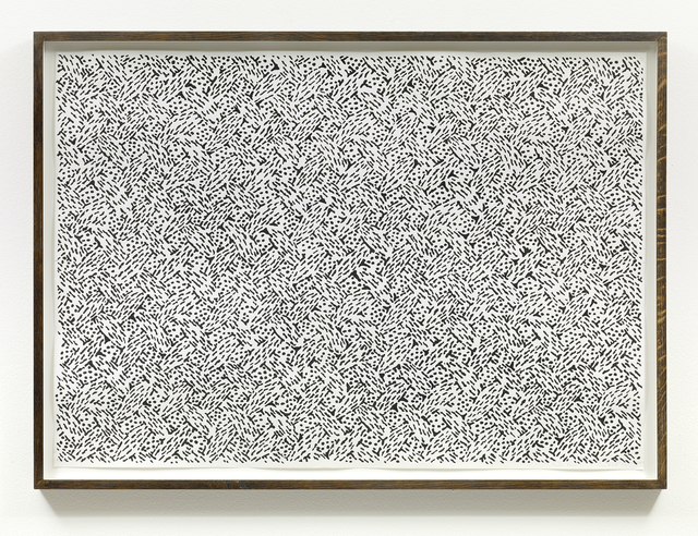 , 'Study for 'Nuclear Velvet',' 1989, Parafin