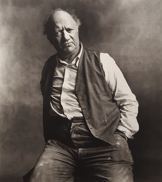 Irving Penn, 'Sir Jacob Epstein', 1950, Robert Klein Gallery